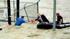 تصویر جعلی رئیس جمهور جنجال به پا کرد