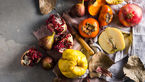 خواص شگفت انگیز میوههای پاییزی