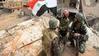آزادی ۶۴ درصد دیر الزور و بازگشایی فرودگاه آن/عبور ارتش سوریه از کرانه شرقی رود فرات