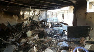19 قربانی بر اثر منفجر شدن یک خودرو در بوکان / علت چیست؟+ عکس