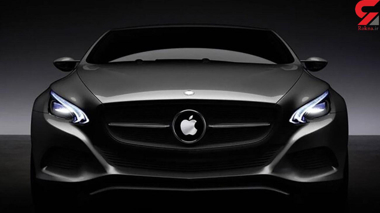 خودروی ساخت  شرکت اپل را ببینیم + فیلم