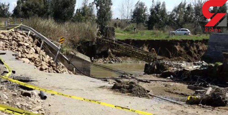 سیل 48 بنای تاریخی در مازندران را تخریب کرد