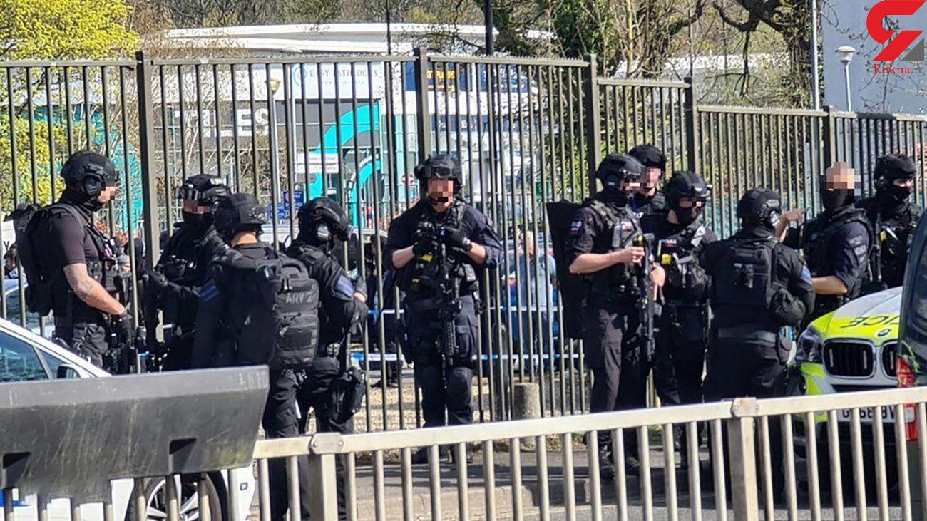 تیراندازی در نزدیکی دانشگاه انگلیس + عکس