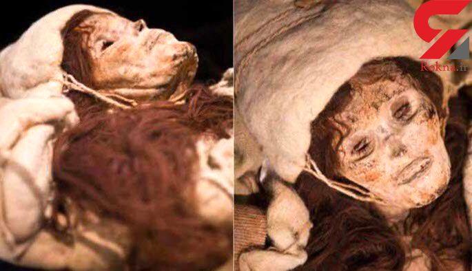 قبرستان ۴ هزار ساله در بزرگترین بیابان چین کشف شد