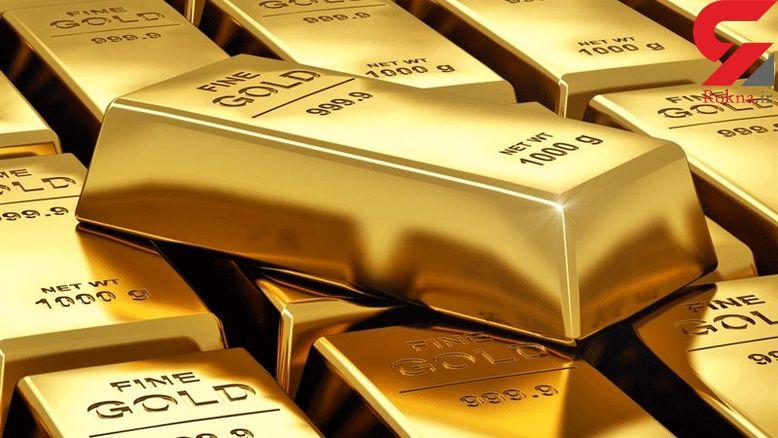 قیمت هر اونس طلا به ۱۲۹۳ دلار و ۱۹ سنت رسید/ قیمت جهانی طلا در ۲۳ فروردین
