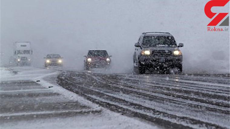 جاده پلدختر - خرم آباد بسته شد