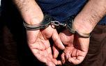 دستگیری سارقان سیم برق در دشتی