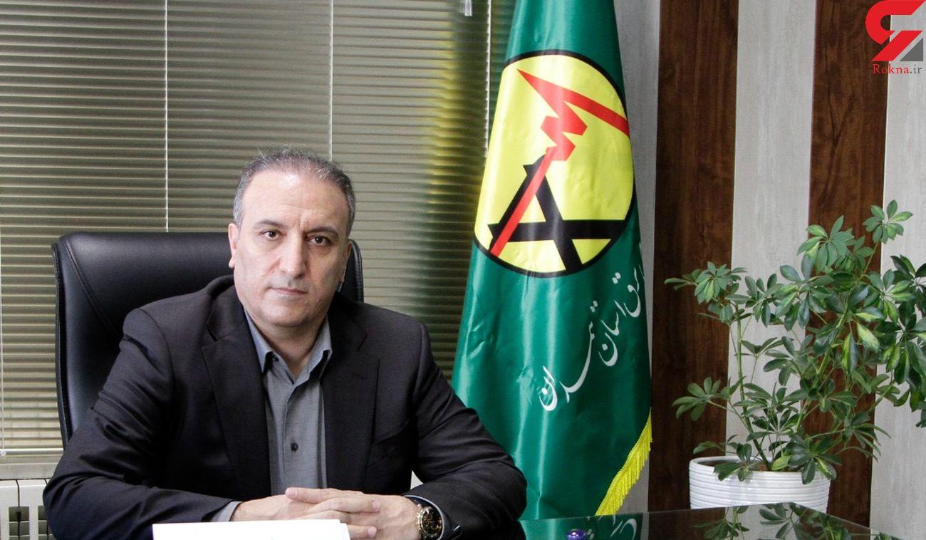 شرکت برق استان همدان ۵۸ هزار کنترل برق را بازرسی و تست کرد