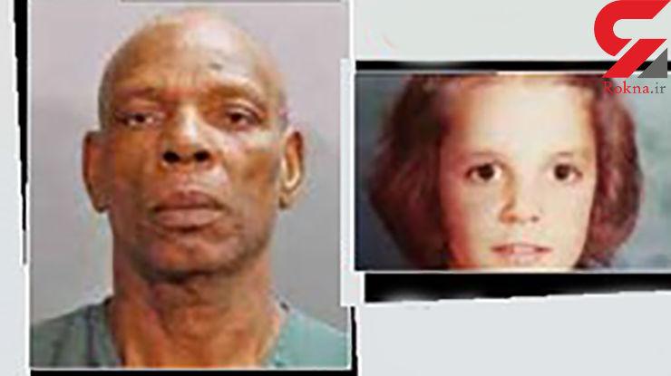 قاتل دختر 10 ساله نام خود را روی بدن مقتول خالکوبی کرد+ عکس