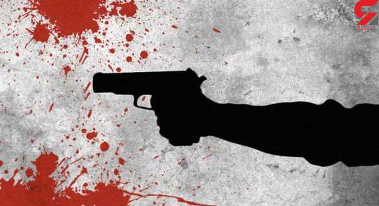 شلیک به دهان سعید شغال در مشهد / کمین تیم رقیب در 2 بامداد امروز