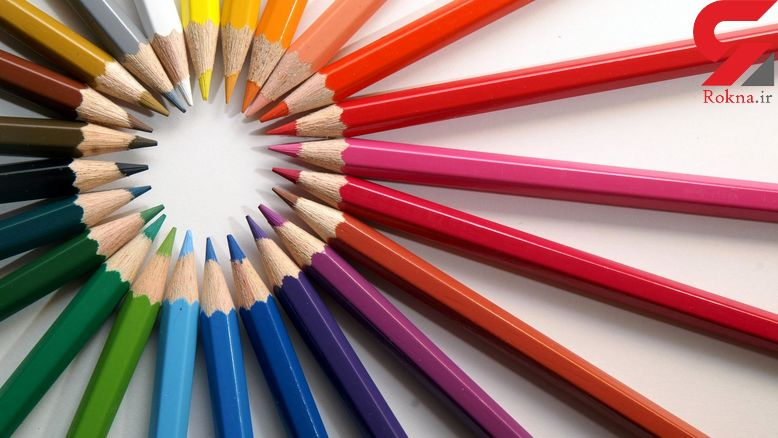 شخصیت شناسی با انتخاب یک رنگ/همین حالا تست کنید