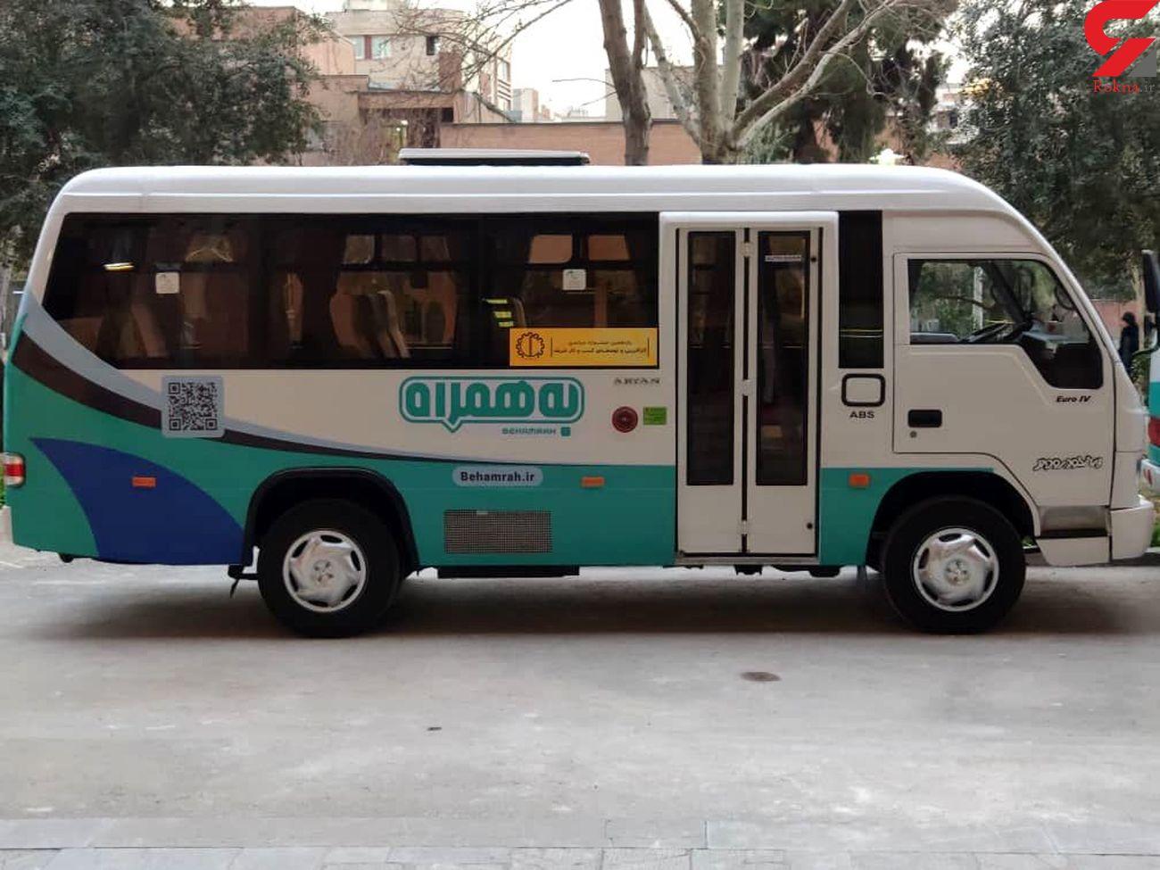 افزایش تعداد صندلی های رزرو شده اتوبوس با کرونا / هر هفته ۴۰۰ نفر