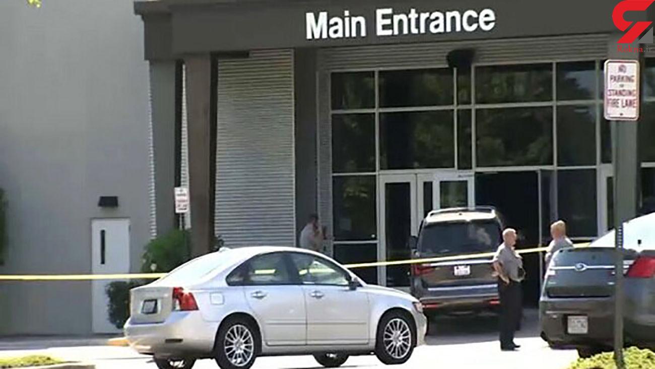 چاقوکشی در کلیسایی در ایالت ویرجینیا آمریکا/۳ نفر زخمی شدند