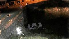 زخمی شدن 5 نفر در حادثه سقوط خودرو به دره کلاردشت