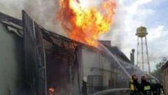آتشسوزی در مخزن پتروشیمی دیلم/ حریق مهار شد