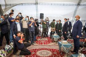 سفر محمدباقر قالیباف به مشهد