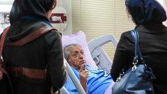 فوری / عزت الله انتظامی درگذشت + عکس