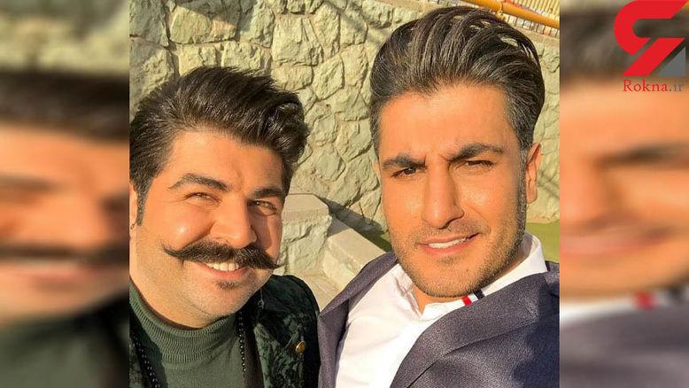 اولین کنسرت زنده 2 خواننده معروف ایرانی به زبان انگلیسی و فارسی در استادیوم آزادی +عکس