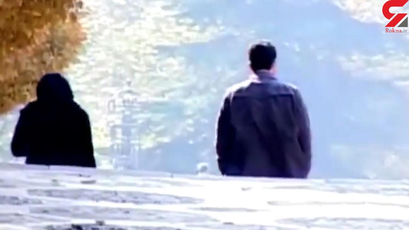 طلاق همسر بازیگر مشهور ایرانی به علت اعتیاد آقای بازیگر + فیلم صحبت های تلخ
