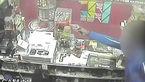 لحظه تیراندازی به دزد 22 ساله در سوپرمارکت +فیلم