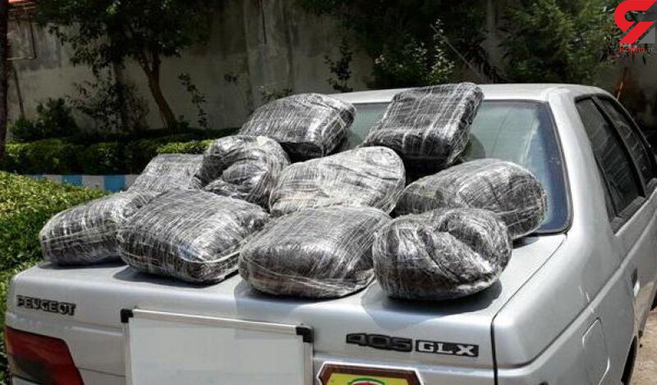 دستگیری باند خانوادگی توزیع مواد مخدر در اردکان