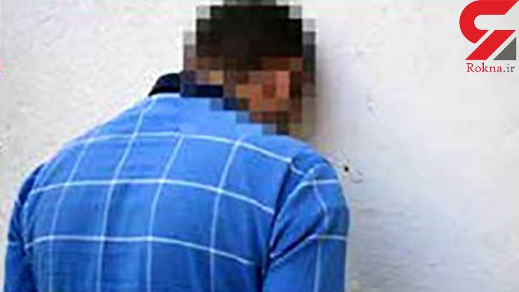 خطرناکترین مرد تبریز بازداشت شد