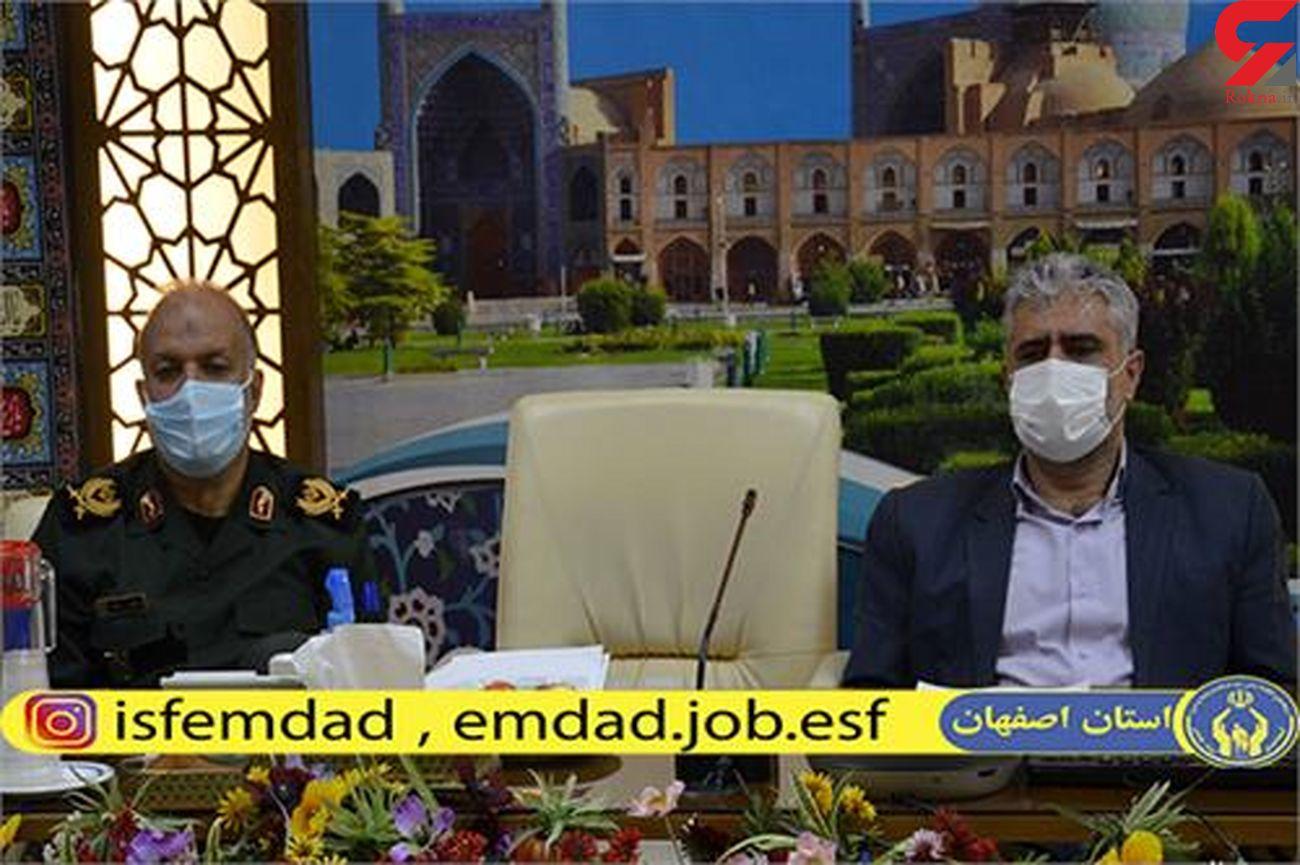 اجرای پویش اطعام و احسان حسینی به نیابت از شهید حاج قاسم سلیمانی