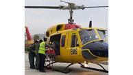 پرواز ورژانس هوایی کرمان برای نجات حادثه دیدگان
