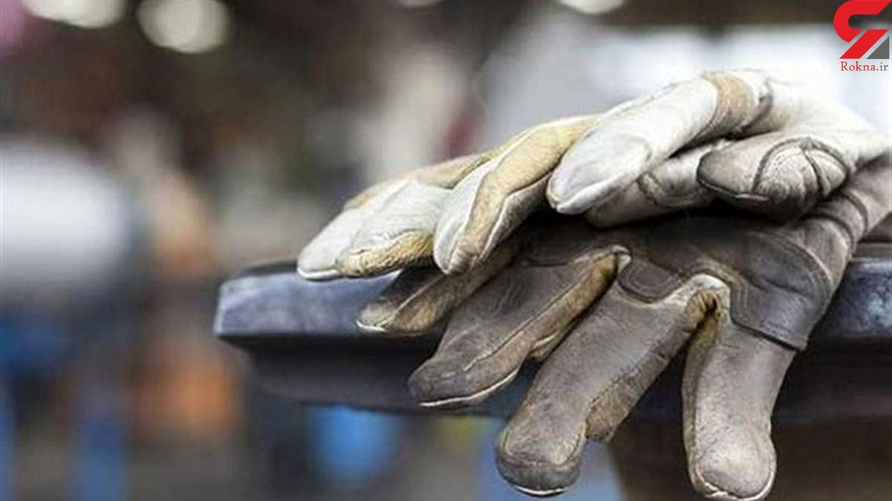 ترس از بیکاری علت سرکار رفتن کارگران ناقل کرونا