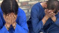 عاملان سرقت مسلحانه بار شالی در گلستان به دام افتادند