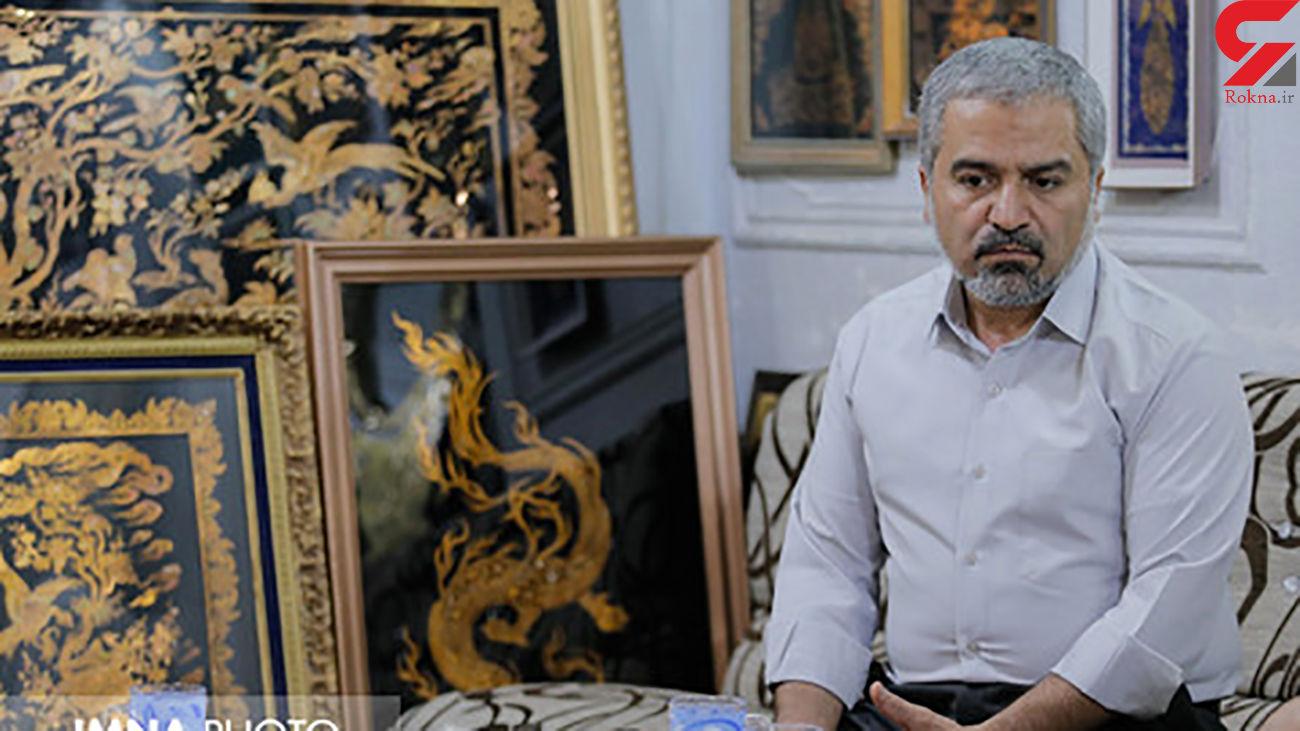 مجید ملک زاده بر اثر کرونا درگذشت + عکس