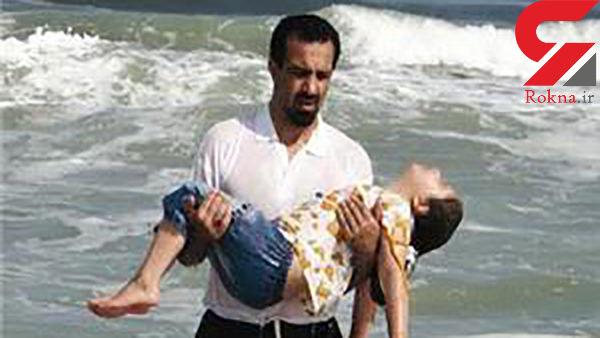 دریای بابل دختر 6 ساله را بلعید