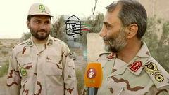 اولین عکس از سرباز براتی پس بازگشت به ایران + تصویر