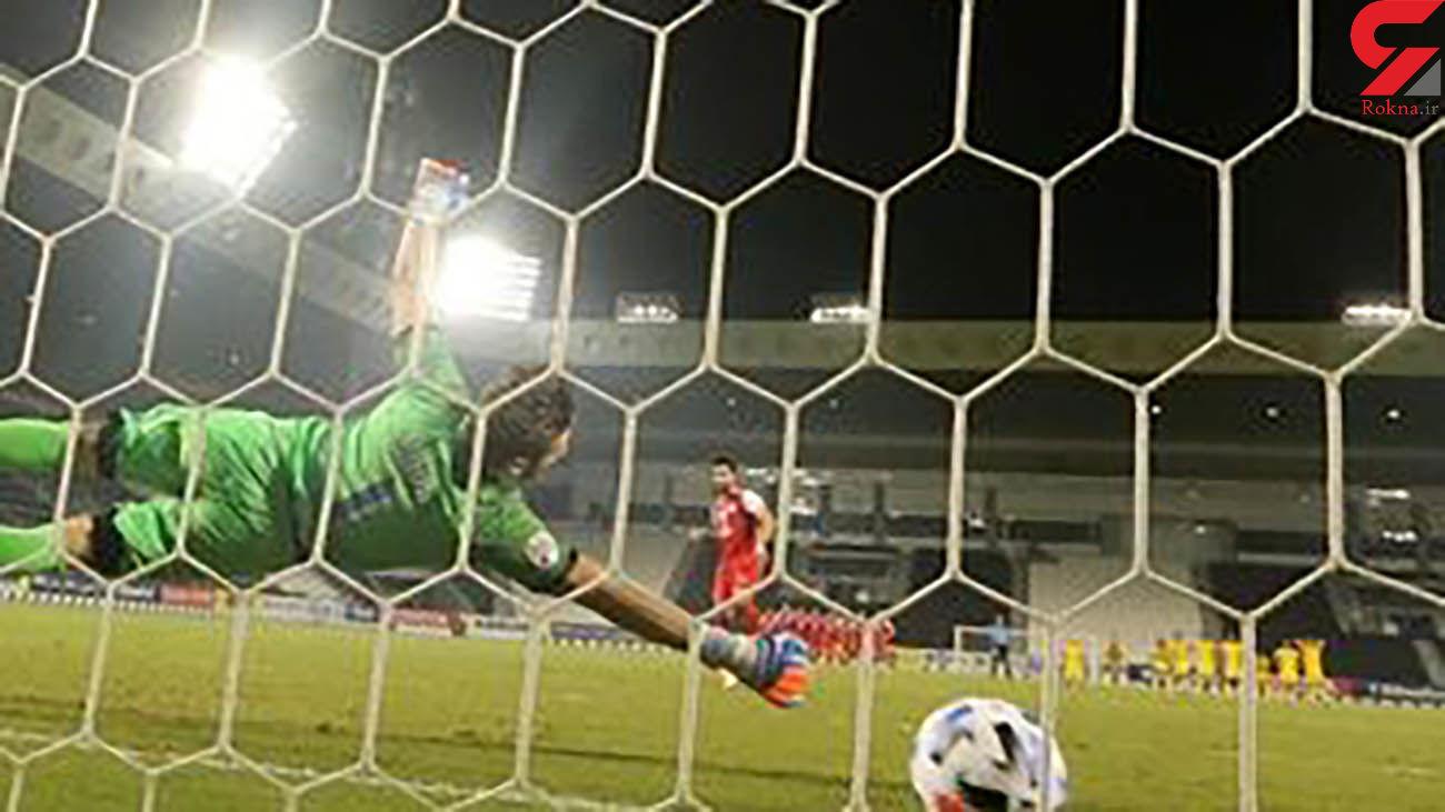 پنالتیزنان پرسپولیس برای فینال لیگ قهرمانان آسیا