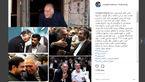 واکنش بی سابقه کارگردان زن به رفتار احمد نجفی / جناب اقاى احمدنجفى شما هشت سال درِ این مملکت را گِل گرفتید!