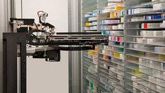 افتتاح اولین داروخانه رباتیک کشور در ارومیه +عکس