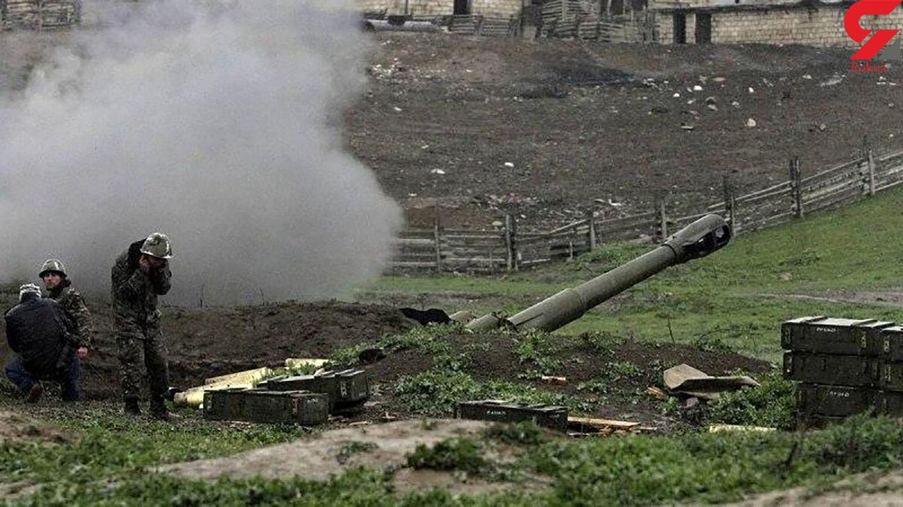 رییس جمهوری آذربایجان: برخی مناطق قره باغ آزاد شد