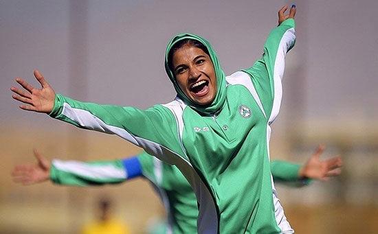 به من میگویند نیمار فوتبال زنان ایران!
