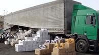 کشف 14 میلیارد کالای قاچاق از 2 خودرو در بندر عباس
