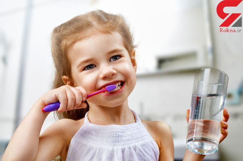 راهکارهایی برای کاهش پوسیدگی دندان در کودکان