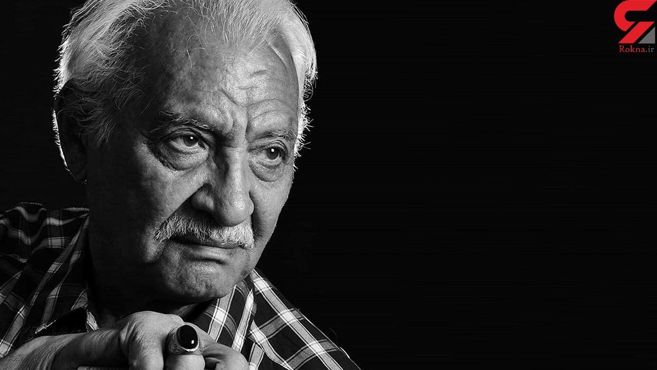 حسن شریفی، پیشکسوت سینما درگذشت + عکس