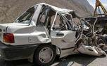 2 کشته در واژگونی خودروی حامل افغانها در شهر بابک