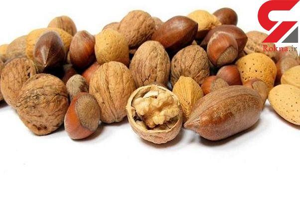 تاثیر دانه های روغنی در افزایش باروری مردان