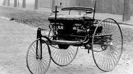 نخستین اتومبیل دنیا چه شکلی بود ؟ + فیلم