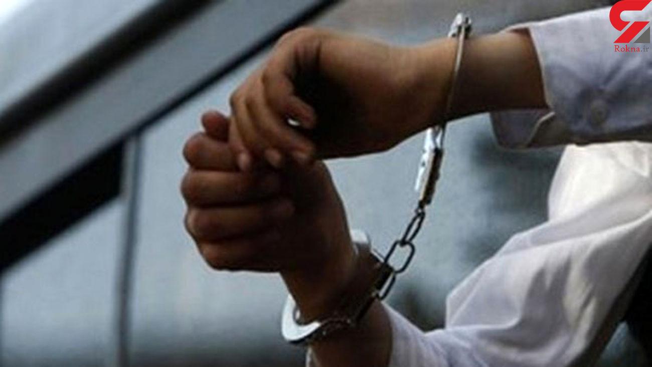 آزادی به این زندانی نساخت و خیلی زود به زندان تهران برگشت