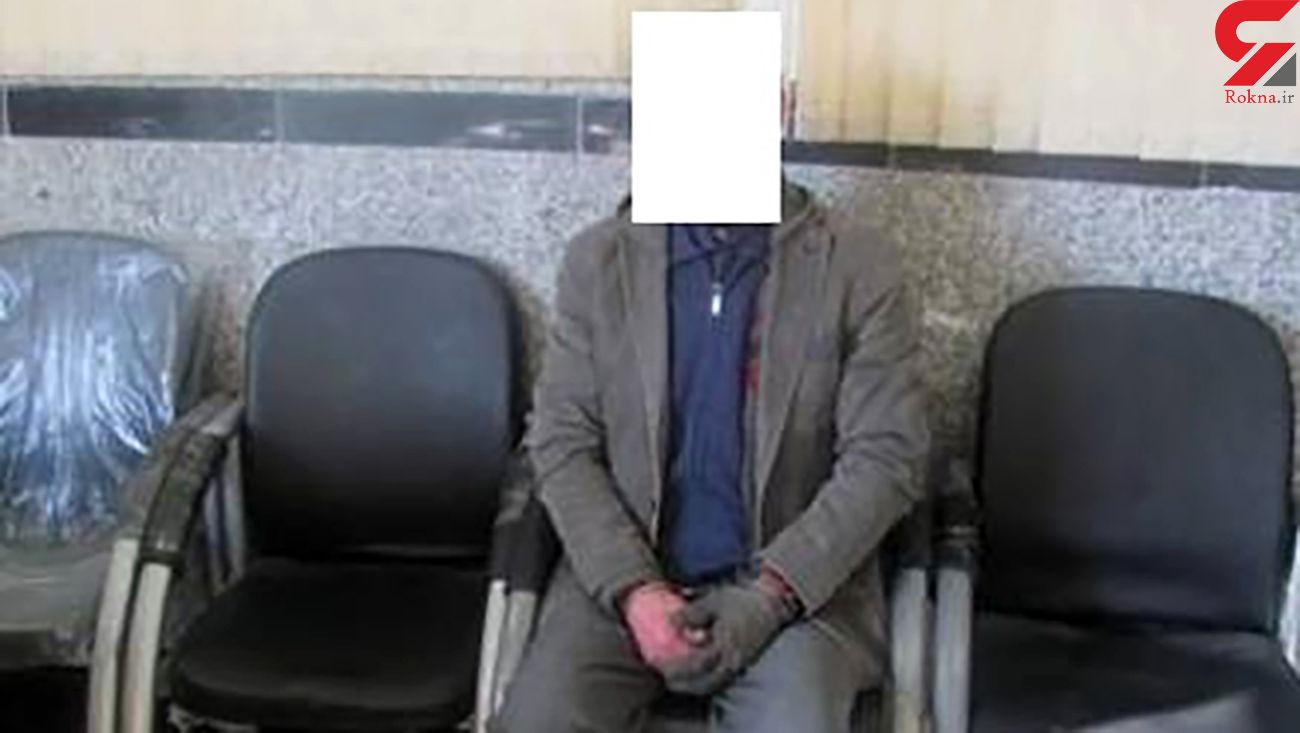 26 فقره سرقت در پرونده سارق حرفه ای اردبیل