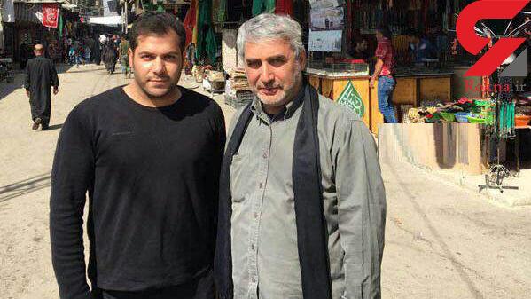 جدیدترین عکس از کارگردان سرشناس ایرانی در سوریه! +عکس