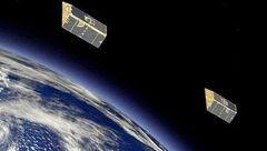 دوقلوها به فضا پرتاب شدند