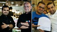 اولین رستوران را در نوزده سالگی راه اندازی کردم/ غذای ایرانی نیازمند اطلاع رسانی بیشتر است