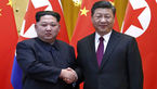 دیدار رئیسجمهور چین و رهبر کره شمالی در پکن